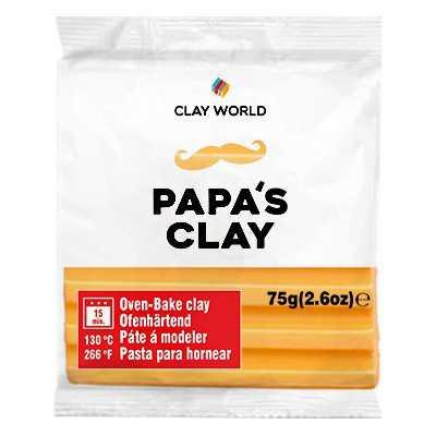 papa's 75gr arancione neon