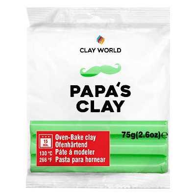 papa's 75gr verde neon