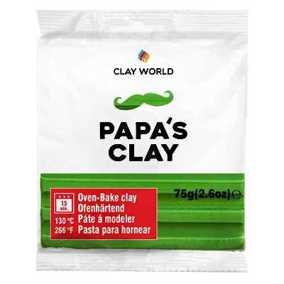 papa's 75gr verde chiaro