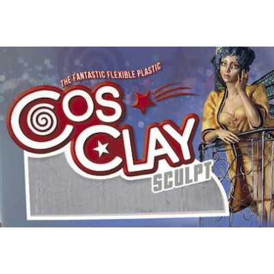 Cosclay Sculpt Gray Medium Firm