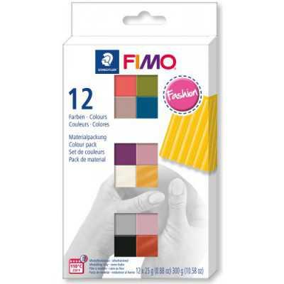 COLOURS PACK 12 FIMO FASHION