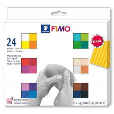 set fimo 24 colori